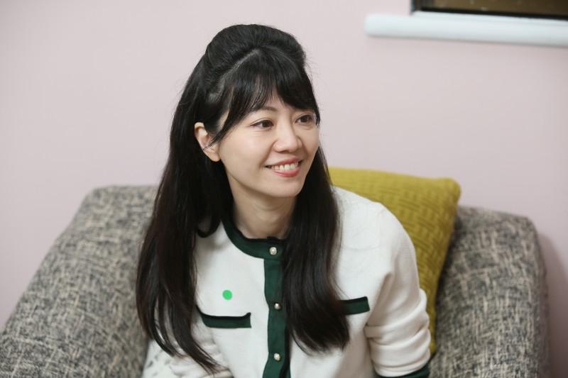 民進黨立委高嘉瑜今(26)日在臉書發文批評,中國資安戰恐採取新手法,她質疑海康威視疑「洗產地」再度入侵台灣。(資料照,柯承惠攝)