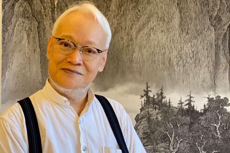 71歲的作家劉墉上月在臉書發文,分享自己穿著新球鞋卻險些出車禍的經歷。(取自劉墉臉書)