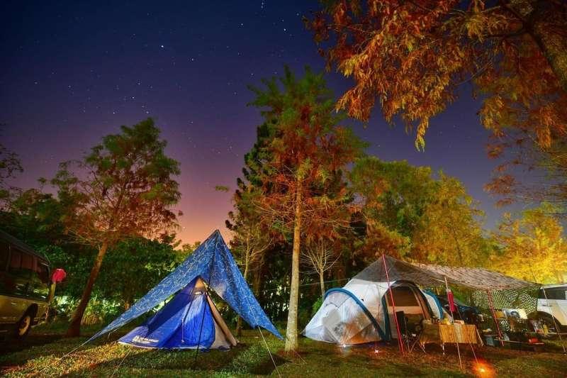 把握超美「雲海季」,精選五大露營地給你!(圖/台灣旅行小幫手臉書)