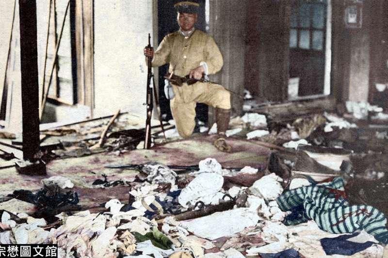 霧社事件是日本殖民統治期間最慘烈的抗暴事件。(圖/徐宗懋圖文館提供)