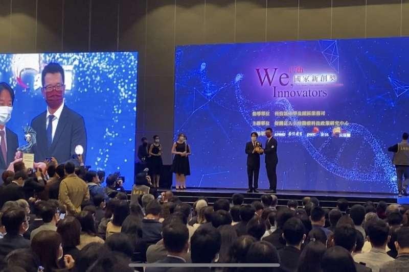 美商默沙東藥廠治療頭頸癌免疫治療新藥,獲得本屆國家新創獎「生技製藥與精準醫療」類獎項肯定。(圖/默沙東提供)
