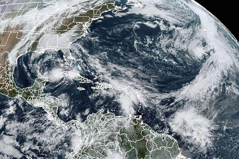 2020年11月,颶風侵襲中美洲(AP)