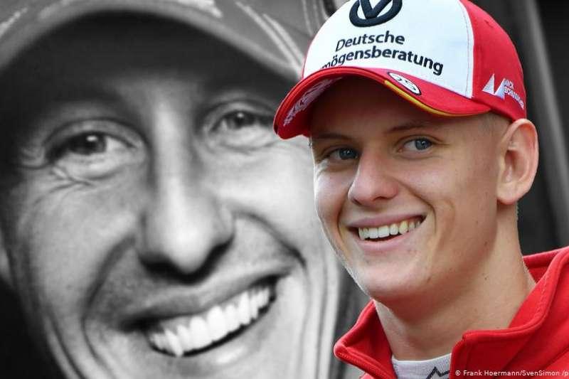 有志者事竟成 舒馬赫之子晉升F1賽車手(DW)