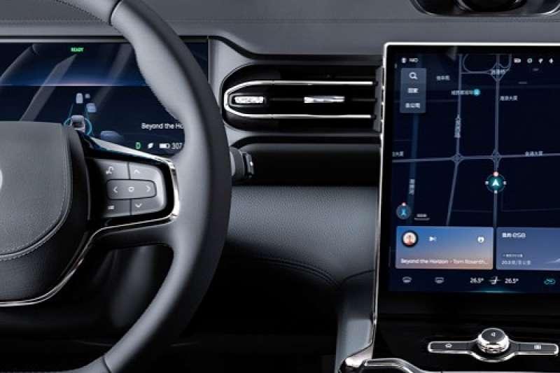 相比特斯拉,蔚來汽車更強調它在服務方面的創新(圖片來源:蔚來汽車Instagram)