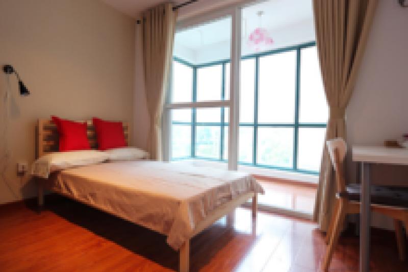 中國新創「蛋殼公寓」疑似租金斷裂,裝修精美的樣板房看來無比諷刺!(圖片來源:百度百科)