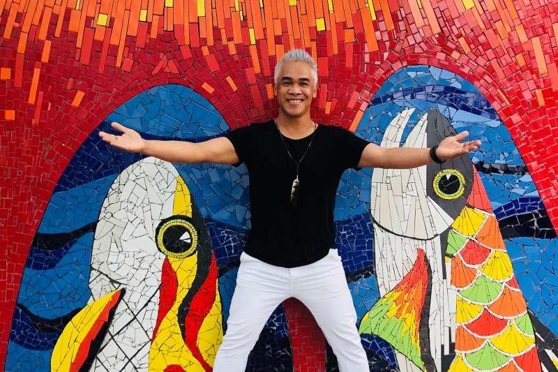 龍應台基金會5日舉辦思沙龍,將邀請原住民藝術家優席卡暢談如何在逆境中找到自我。(取自龍應台文化基金會臉書)