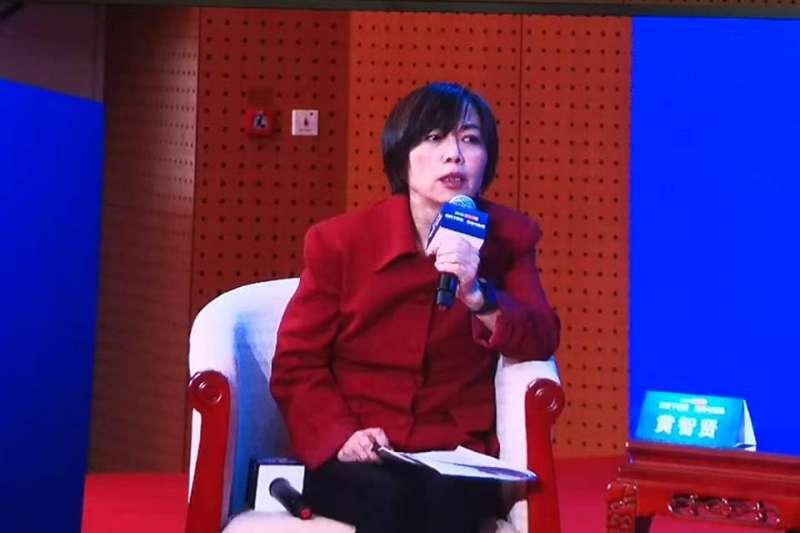 資深媒體人黃智賢認為壹傳媒集團創辦人黎智英身上的美國操作需查清楚。(取自黃智賢臉書)