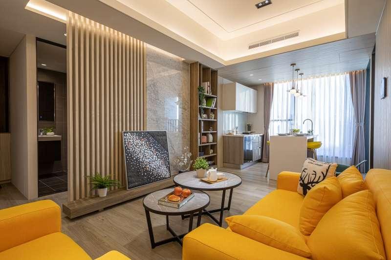 允將建設在A7核心地標建築「允將大作」率先與肯驛國際合作,訂製豪宅品質、國際設計、全球服務的精品飯店宅的新風貌。(圖/允將大作提供)