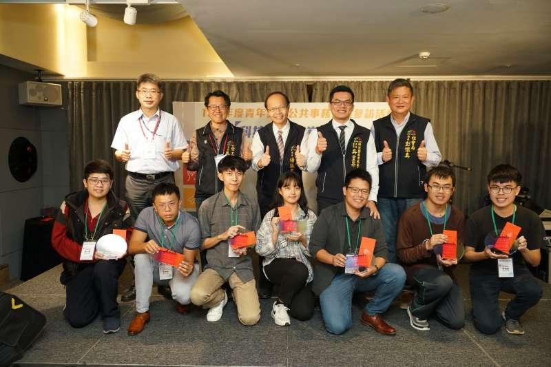 青年事務諮詢委員會培力活動,提升青年的創新創意。(圖/台中市政府)