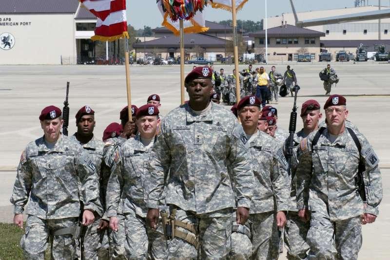 拜登內閣:美國國防部長被提名人、退役陸軍四星上將奧斯丁(Lloyd Austin)(Wikipedia / Public Domain)