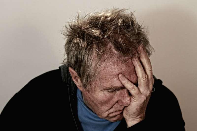 根據研究顯示,促使阿茲海默症更加惡化的關鍵,就在大腦中的蛋白質「TDP-43」。(圖/取自Pixabay)