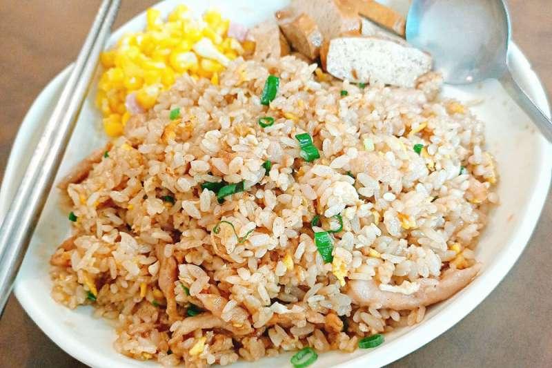 炒飯用料簡單,想做出別樣的美味可不簡單!這篇為你精選出8間台北榜上有名的炒飯!(圖/MENU美食誌提供)