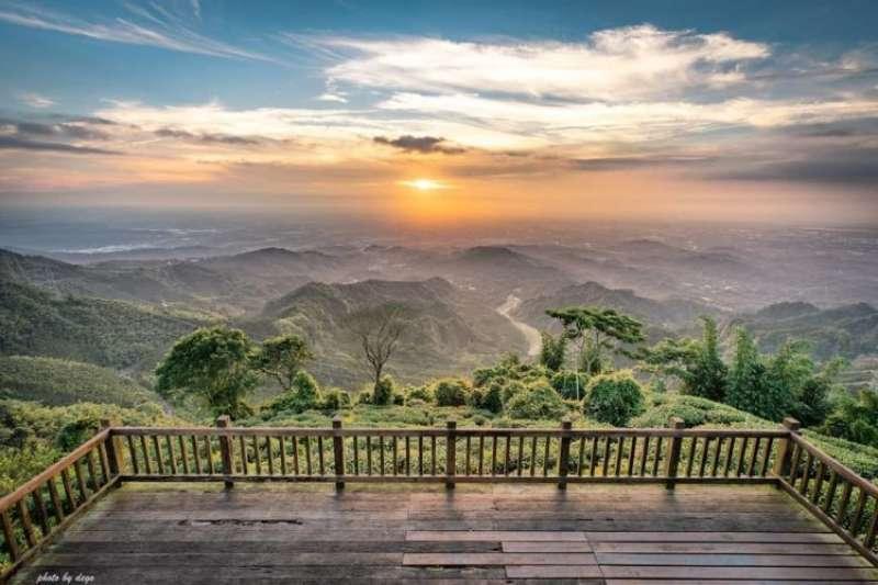 雲林古坑除了能喝咖啡,還有這些絕美私密景點值得去走一趟!(圖/IG@sethland0)