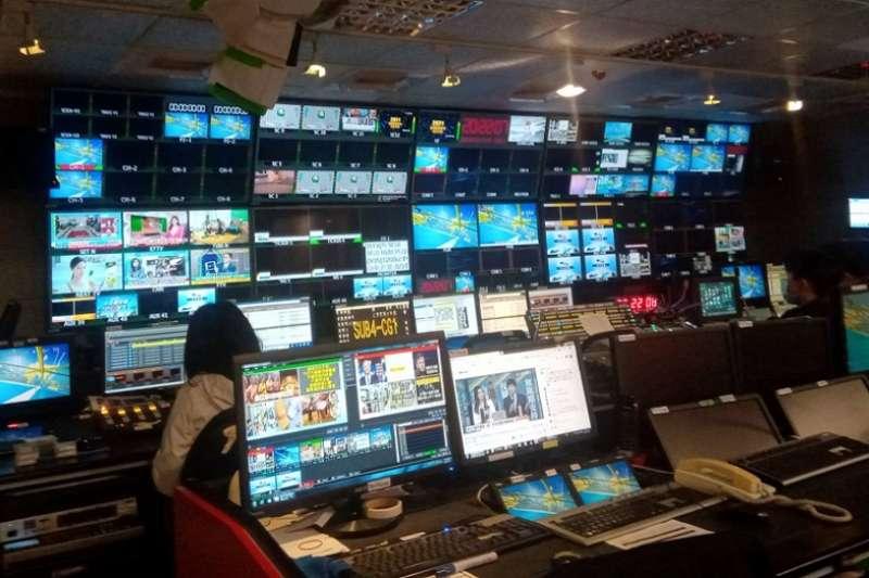 中天新聞台換照被否決,12月11日以後將告別52頻道。(中天新聞臉書粉絲頁)