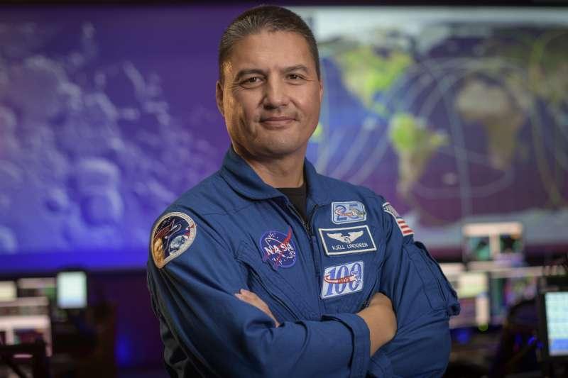 台裔美籍太空人林其兒(Kjell N. Lindgren)(NASA)