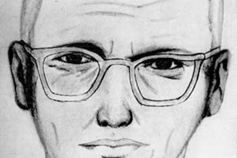 美國加州黃道帶殺手(Zodiac Killer)(Wikipedia / Public Domain)