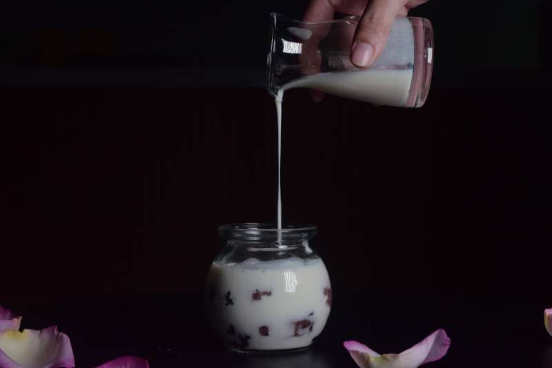 酸奶和優酪乳差別是什麼?(圖/取自Unsplash)