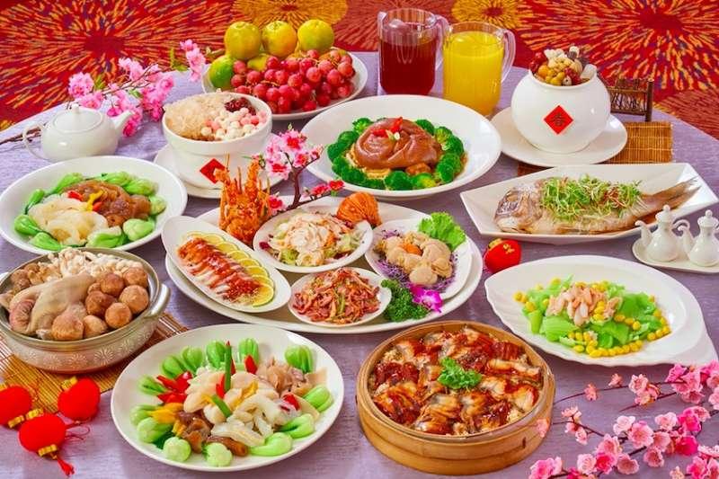 礁溪麒麟今年持續推出廣受好評經典主廚手路菜中式圍爐宴。(圖/潮旅Ciao提供)