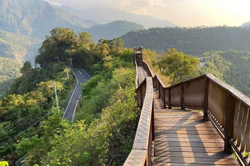 港都高雄有超多絕美的秘境步道,現在就幫你整理出前六名,一起走進山林呼吸吧!(圖/@tzuyanglin)