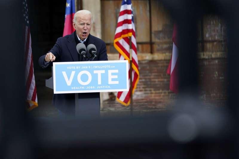 即將在明年1月20日入主白宮的美國準總統拜登。(美聯社)