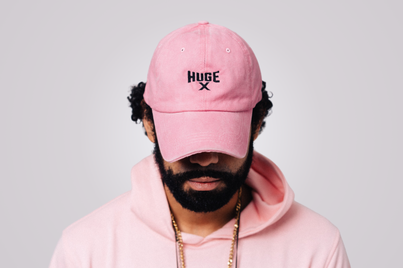 HugeX Brand Launch品牌發表會,幕後推手James Tseng再掀搶購風潮。(圖/HugeX)
