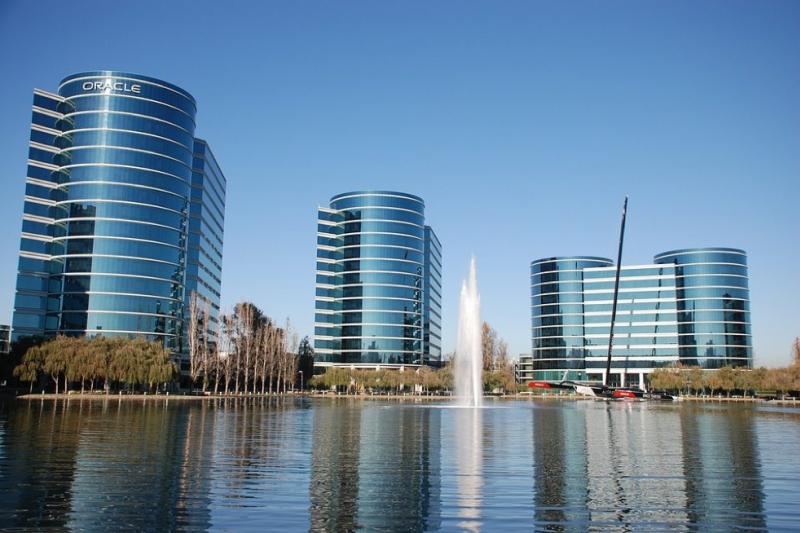 甲骨文(Oracle)矽谷總部(圖片來源:甲骨文官網)