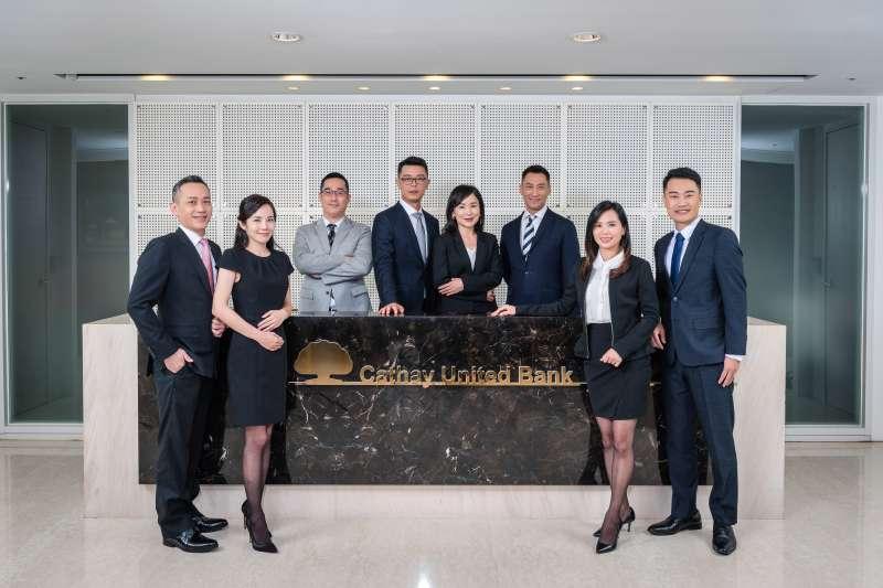 國泰世華私人銀行獲獎不斷,日前再獲國際性權威金融媒體《財資雜誌》(The Asset)評選為「台灣最佳私人銀行—高淨值資產客戶」(Triple A Best Private Bank for HNWIs-Taiwan Domestic)。(國泰世華提供)
