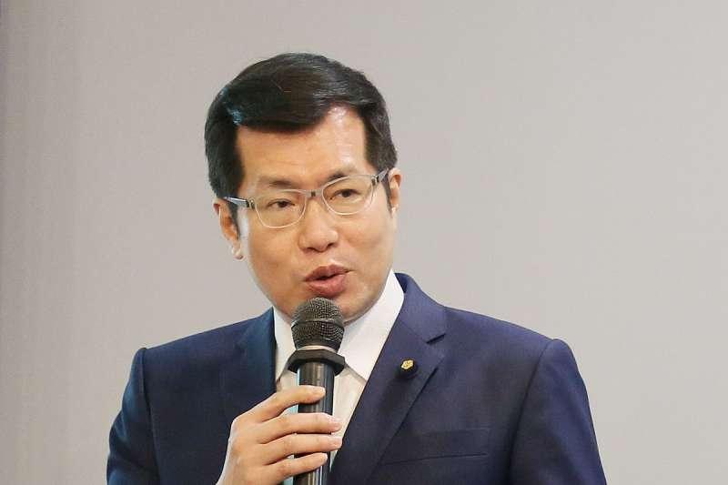 民進黨團書記長羅致政(見圖)表示,國務機要費除罪化議題希望有理性討論。(資料照,柯承惠攝)