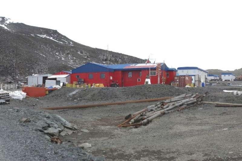 位於南極的智利基地。(Arcibel@維基百科/CC BY-SA 3.0)