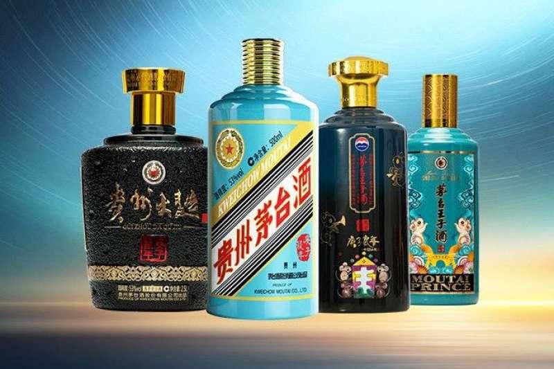 貴州茅台酒(圖片來源:貴州茅台官網)
