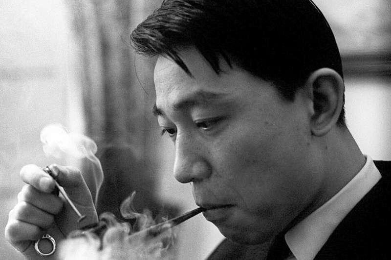 1965年的傅聰。(維基百科/公用領域)