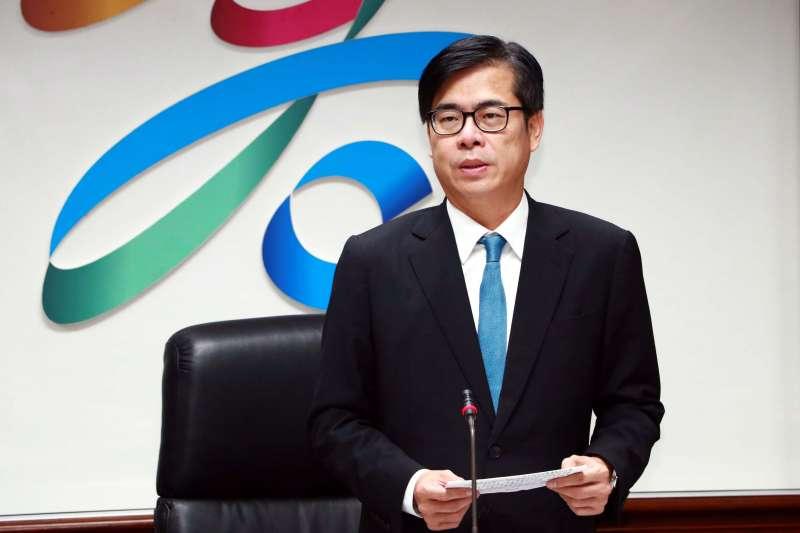 高雄市長陳其邁擔任毒品防制會報第二屆第1次會議的召集人。(毒防局廣告)