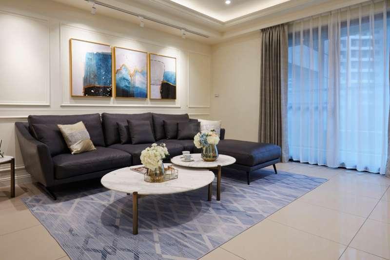 大睦i-CITY主打 32至50坪、 3-3+1房的超高CP值規劃。(圖/富比士地產王提供)