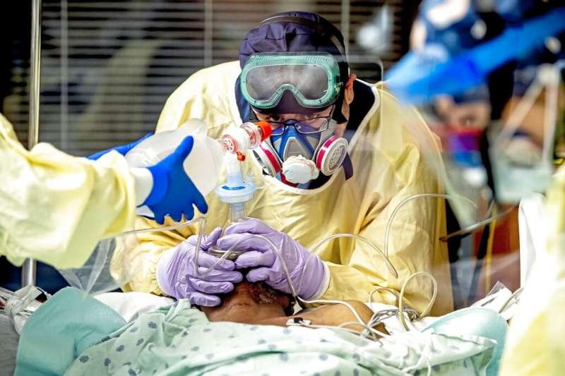 即使在醫療遠較發達的現代,結核病也是人類十分難纏的對手。(美聯社)