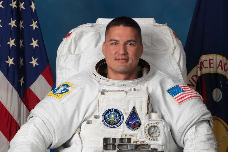 史上首位在台灣出生的太空人林琪兒(Kjell N. Lindgren)。(NASA官網)