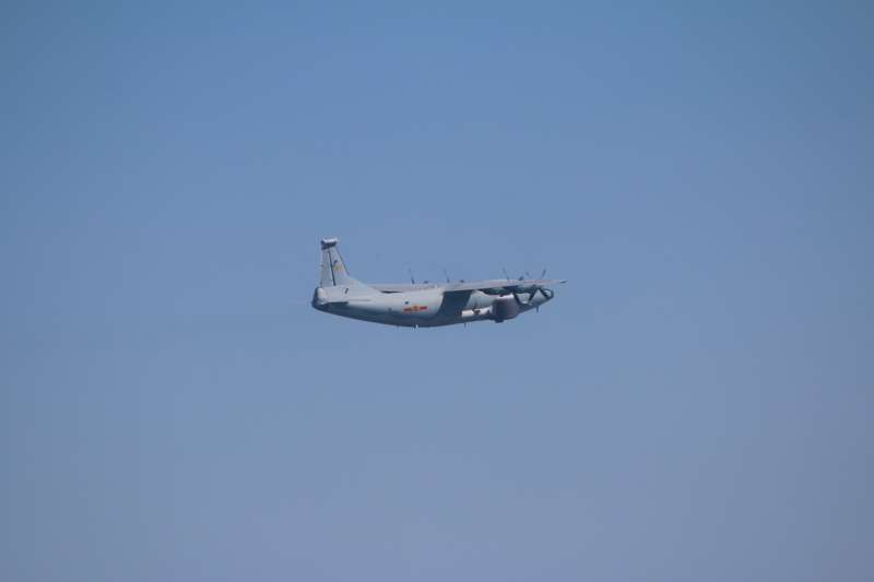 20210104-運-8遠干機(空軍司令部提供)