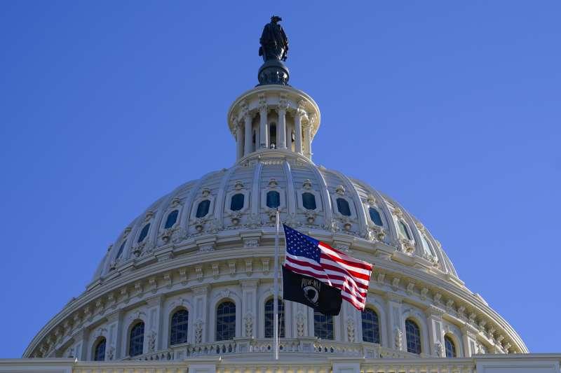 美國國會山莊。(AP)