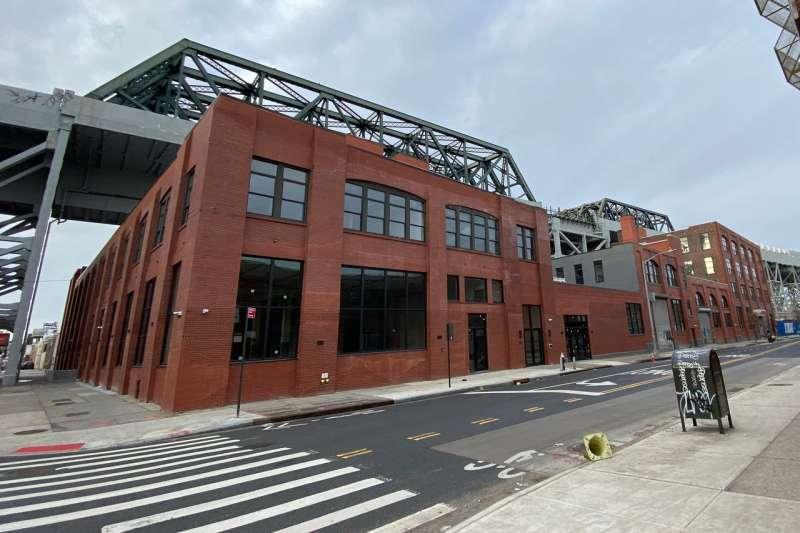 廣告公司Mother今年4月計劃在紐約布魯克林新開一處辦公室。(圖片來源:WSJ)