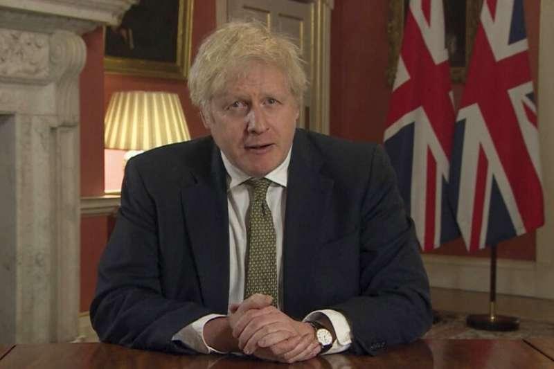 七大工業國(G7)視訊峰會將登場,英國首相強森將線上主持。(美聯社)