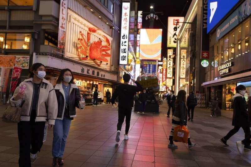 日本首都圈1都3縣將發布「緊急事態宣言」!(圖/取自美聯社)