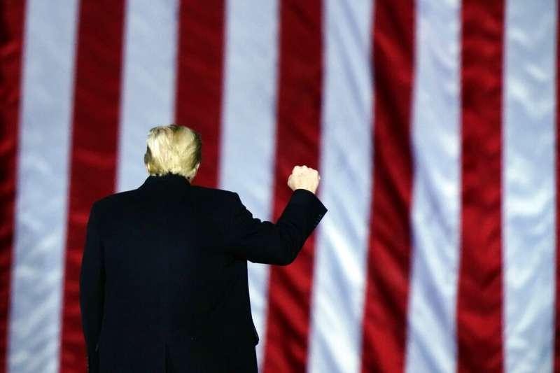 美國歷史上最糟的總統──川普。(美聯社)