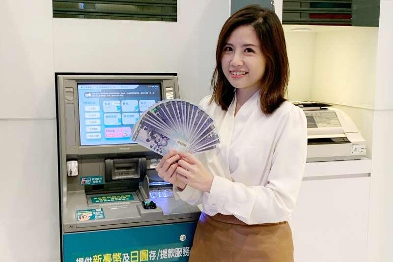 中信銀行全臺逾6,400臺ATM即日起全面升級,透過優化操作流程與使用介面,大幅減少提款時間。(中信銀行提供)