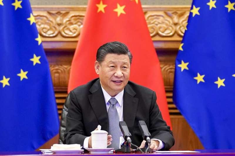 一黨得政的中國,無法得到國際社會的信賴。圖為中國國家主席習近平。(新華社)