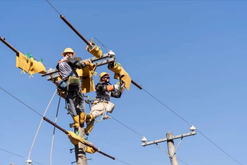 興達電廠13日突傳事故停機,全台各地傳出停電災情。示意圖。(資料照,台電提供)