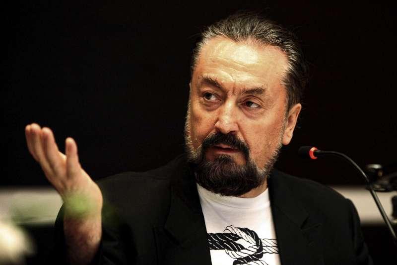 土耳其穆斯林電視布道家歐克塔因性侵、金融犯罪和間諜活動等罪名被判處1075年徒刑。(美聯社)