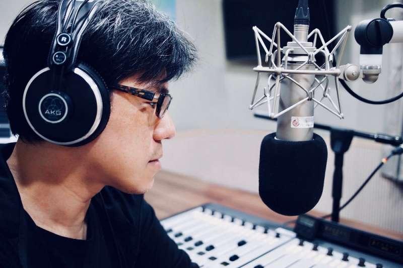 Alian原住民族廣播電台在2020年底,發生與資深音樂人馬世芳的著作權糾紛。(資料照,翻攝自馬世芳臉書)