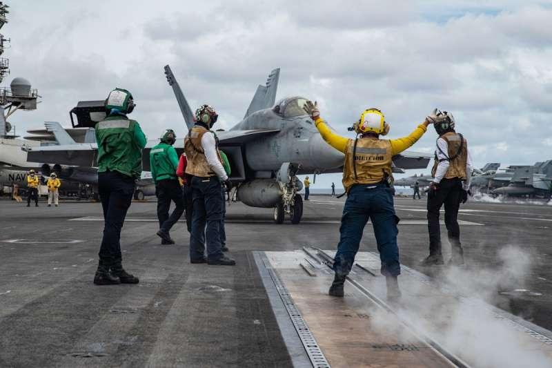美國軍事支出在2019年高達7,320億美元,佔國內GDP的3.4%。(翻攝自U.S. 7th Fleet臉書)