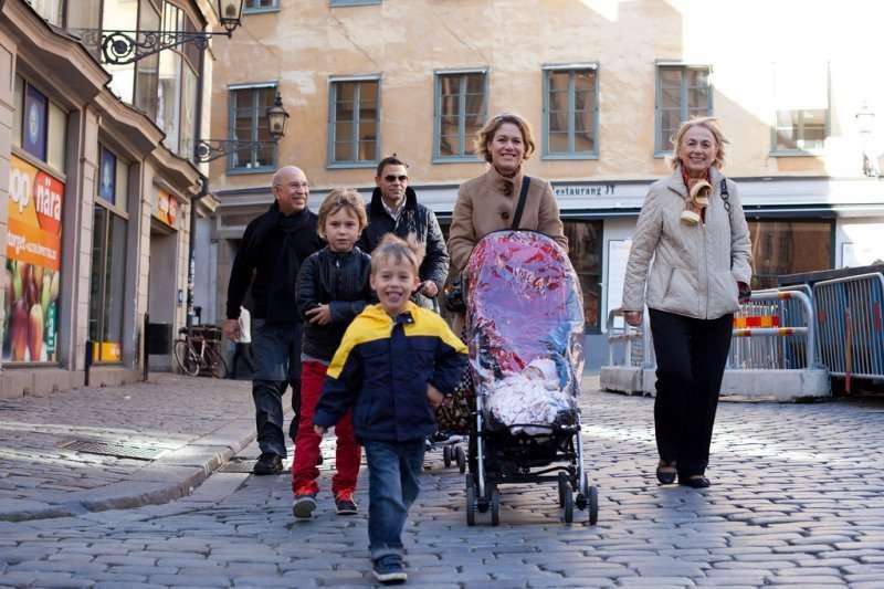 瑞典生育率高的關鍵,從孕婦懷孕到孩子出生都能看出端倪!(示意圖/Lars_Plougmann@flickr)