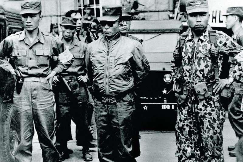 1961年的「五一六政變」,將具有「親日派」和「匪諜」雙重標籤的朴正熙送上了大韓民國執政之路。(作者許劍虹提供)