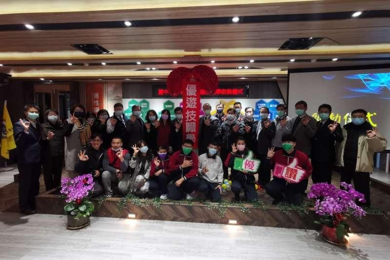 台中市政府教育局針對國中教師舉辦技職研習課程。(圖/台中市政府提供)